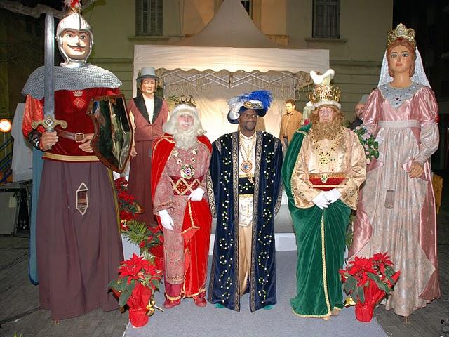 Els reis mags arribaran a sant feliu amb el trambaix la - El tiempo sant feliu de llobregat ...