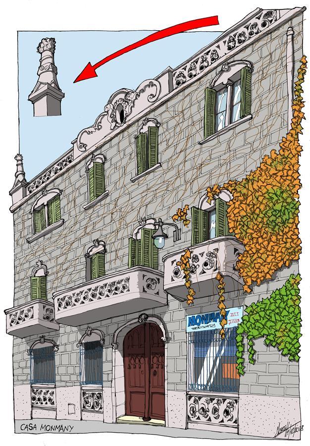 Casa Monmany