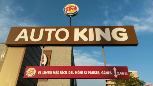 Traducció impossible al Burger King